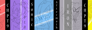 Sonic Aftermath chpt 9 cover by IncredibleCherry
