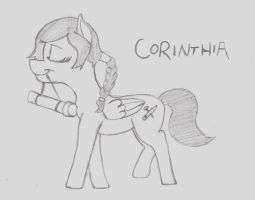 Reddit Requests: Corinthia by ThePencilOfChewed