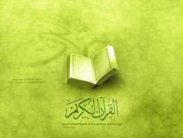 Qur'an by libyan-sos