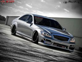 Mercedes-Benz-S-Class by PedroIvoAlonso