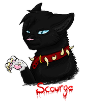 .MSPaint. Scourge by LindsayPrower
