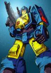 Transformers G1: Nightbeat by Clu-art