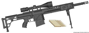 Ti-Khatani sniper .50 M.A.C by Gods-warfighter
