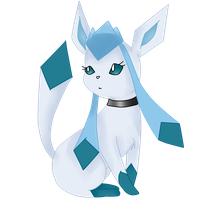 Danny's Glaceon Ice by TheGabithazz