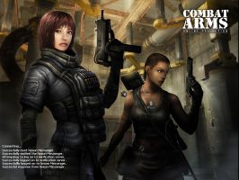 Combat Arms- Female Mercs by Kylar-ban-Durzo