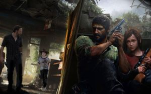 The Walking Dead vs The Last Of Us by GamerZzon