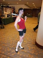 AFest '10: Red Scout by TEi-Has-Pants