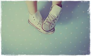 I love chucks by BeciAnne