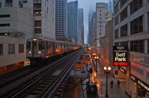 sweet home chicago by JDAWG9806