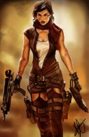 Resident Evil Extinction by Beth-Gilbert