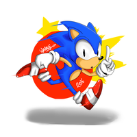 SONIC MANIA by wallacexteam