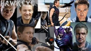 Hawkeye by spottedparr