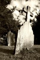 Putney Lower Common CemeteryII by only-melancholy