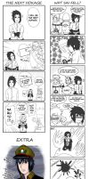 SasuNaru :parodies of manga: by unknow-chan