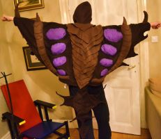 Broodlord cosplay by T00thie