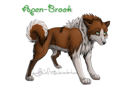 Aspen-Brook Commission 1 by Luna-Wolf-28