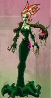 Poison Ivy by MrTobert