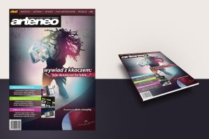 Arteneo magazine by Frozz