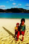 Lombok, Mawun beach by leadAMAZE