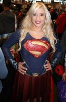 NYCC Cosplay Supergirl 10 12 14 by Wilcox660