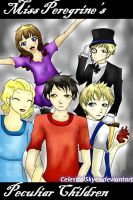 Miss Peregrine's Peculiar Children by CelestialSkyes
