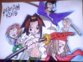 shaman King picture 2 by bloodplusrocks