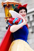 Snow White by CaitrinAnneliese