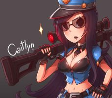 Caitlyn Officer by LataeDelan