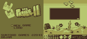 Unused GBJAM2 Concept: PROJECT ARK II by QuadeZaban