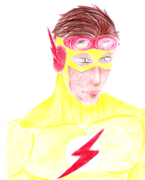 Kid Flash by EroSeninn
