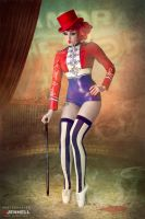 Circus Macabre IV by JenHell66