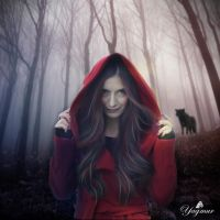 Red Riding Hood by rain-onme