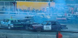 Demolition Derby 7 by OverIronKill