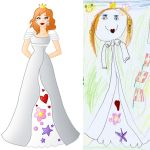 child's drawing gone Disney 28 by Willemijn1991