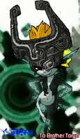Midna by TornDragon