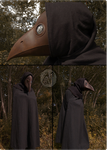 Plague Doctor by Nymla