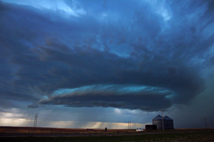 Last Chance CO Supercell by NC-StormChaser