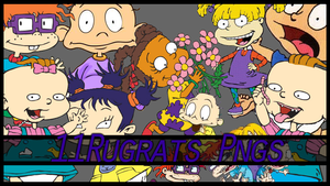 Rugrats Png Pack by silklungs