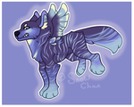 Winged pup adopt 2 [OPEN] OTA by snowpups123
