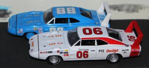 Dodge Daytona's by boogster11
