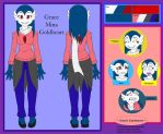 Grace Mina Goldheart Ref by goliath18