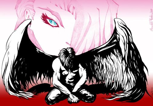 Angel Down by supergiovane