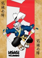 Usagi Yojimbo by wjh1170