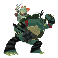 Slash, Raph by ogakyou