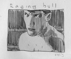 Raging Bull by LeDub