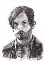 Caleb Followill Kings of Leon by ktparkes