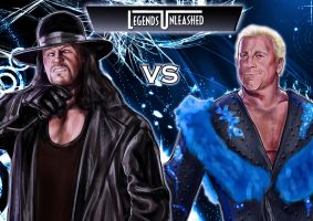 Undertaker vs Ric Flair by Bardsville
