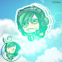Lizzy } Icon Giftie by XxNaruxX123
