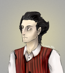 Don't Starve: Wilson by Lunsetta