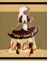 Adoptable- Cocoa Girl [CLOSED] by MissElysium